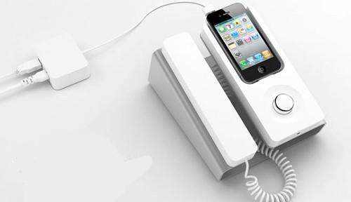 Teléfono inteligente, complemento tonto