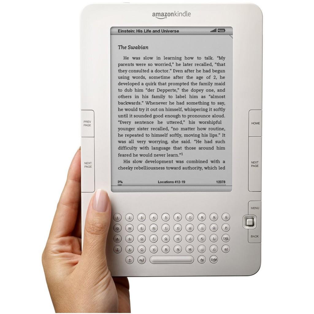 Salve un árbol y una mente: regale un libro electrónico