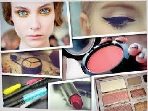 El maquillaje una opción ideal!