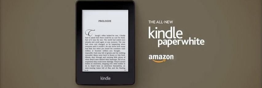 Paperwhite, el nuevo Kindle para los amantes de la lectura