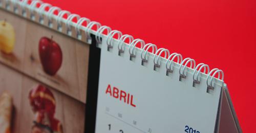 Calendarios originales para el 2015